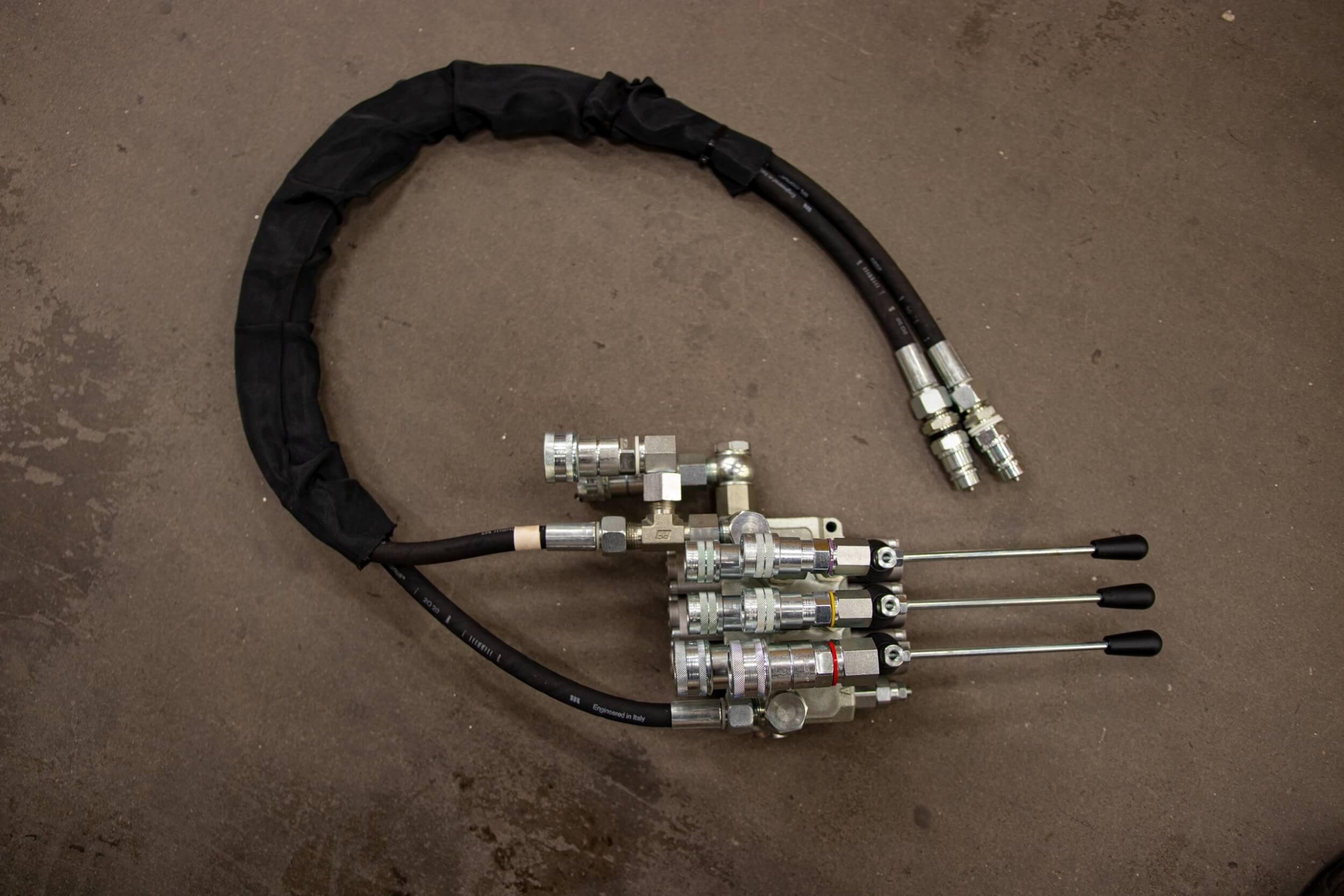 Ventilpaket till drivning VP30