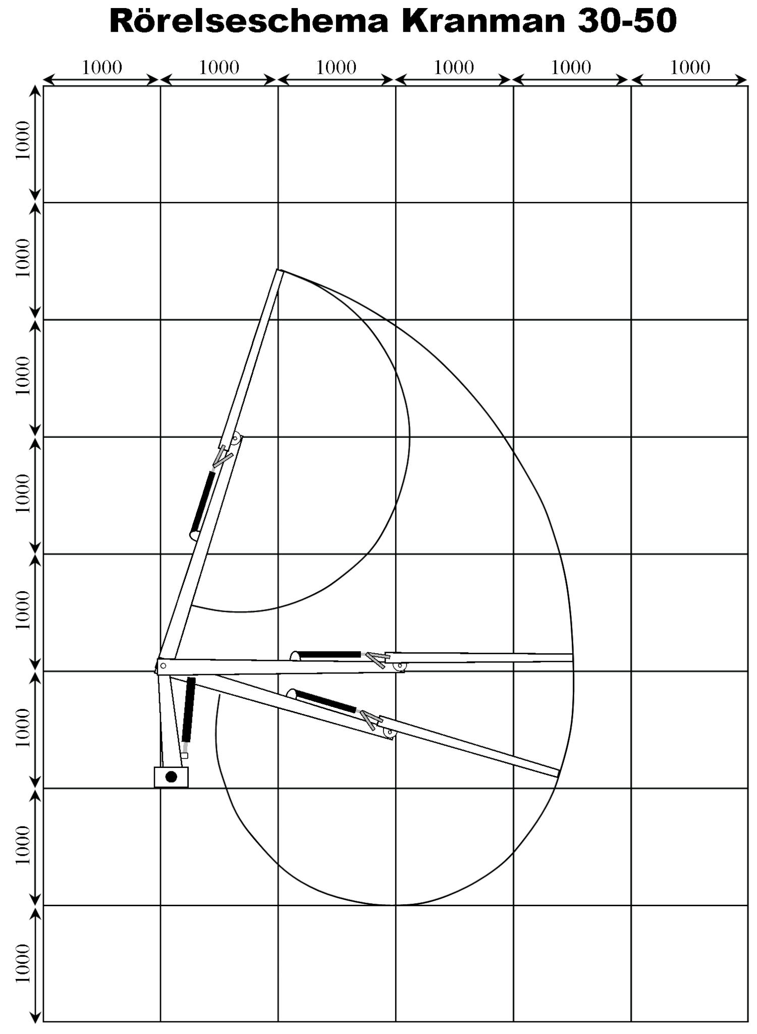 Kran 30-50