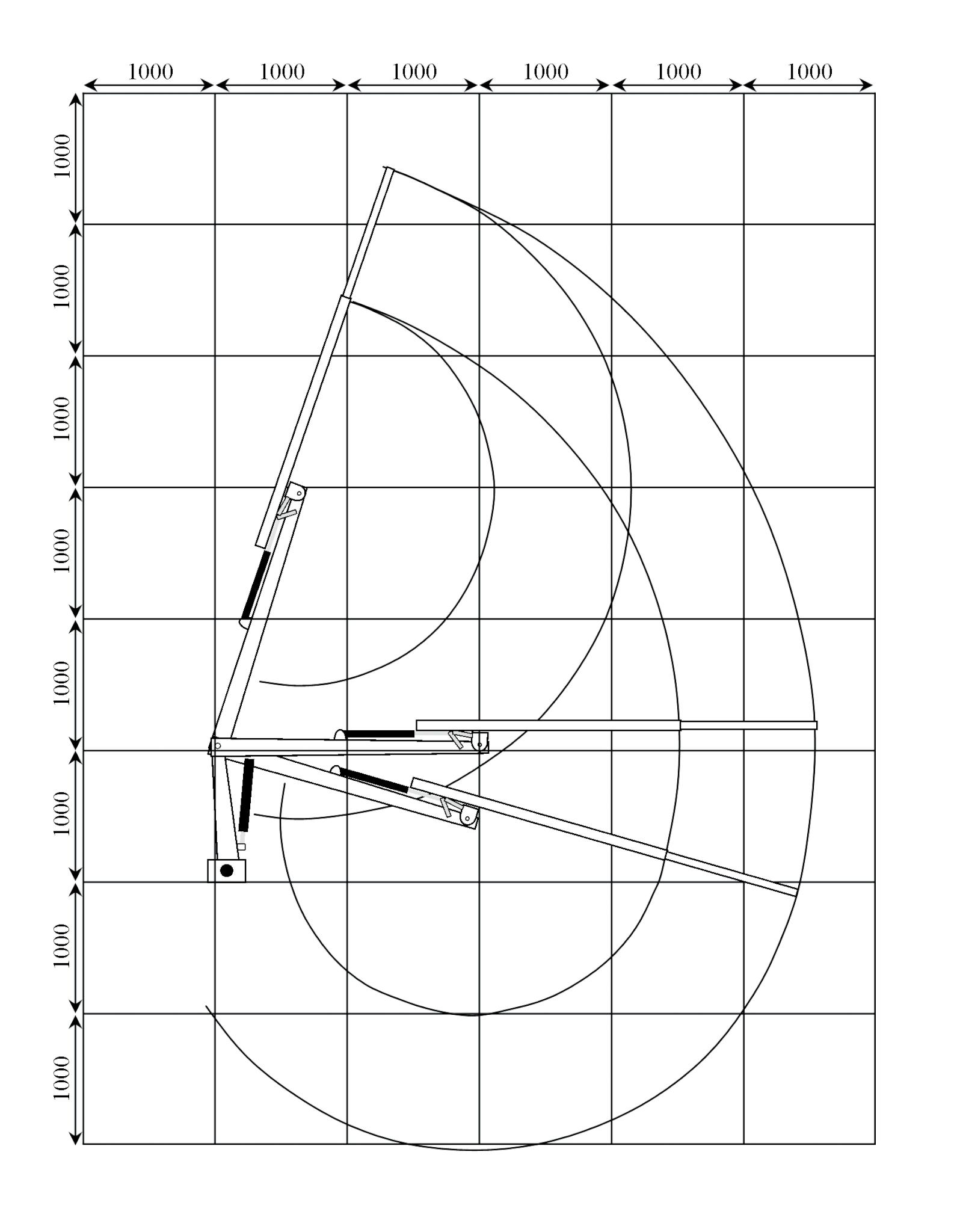 Kran M36