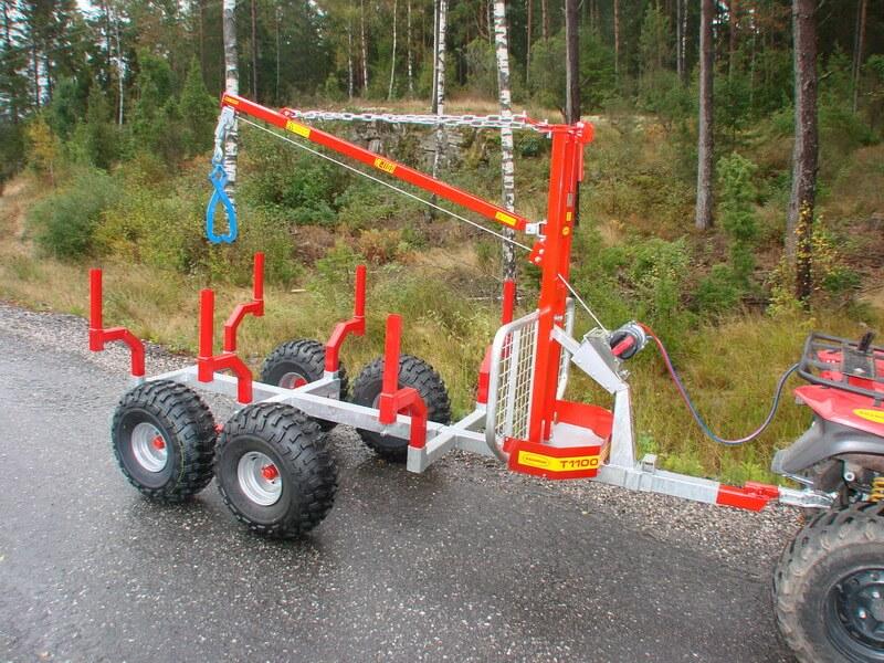 VK1100 Vajerkran